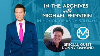 The Andy Williams Arrangements with Michael and Donny Osmond
