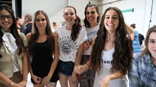 CIMORELLI - That Girl Should Be Me (Behind The Scenes) Day 2