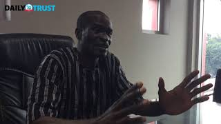 EXCLUSIVE: My ordeal in DSS'' underground cell for 2 years - Jones Abiri - VIDEO