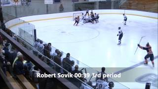 preview picture of video 'HOBART HIGHLIGHTS: Hobart 7, Geneseo 4'