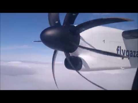 Bombardier Dash8. Оптическая иллюзия \