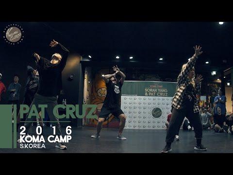 Pat Cruz | Dancing in the dark - luke james | KOMA CAMP 2016