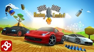 Racing Combat (By ReadyNuts) - iOS/Android - Gameplay Video