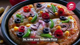 Pizza Hut Contactless Delivery
