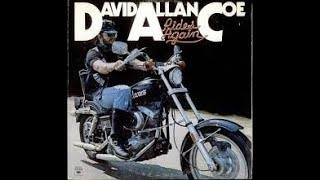 David Allan Coe Rides Again- Full album side 2-Laid Back & Wasted,Under Rachel's Wings....