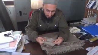 Testing of Kashmir Pashmina (GI) Shawls at CDI (Part 2A)