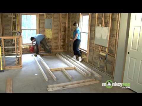 Build a Closet - Assembling the Walls