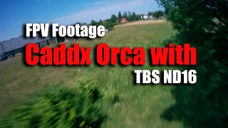 FPV Footage Orca with TBS ND Filter