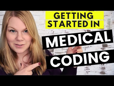 MEDICAL CODING - Where To Start Your Career Journey & How to ...