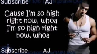 JAY SEAN - SO HIGH LYRICS