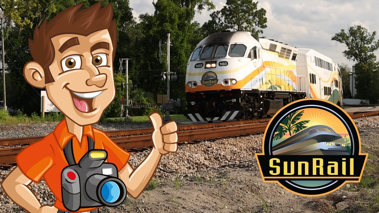 A Ride on the SunRail: Part Two