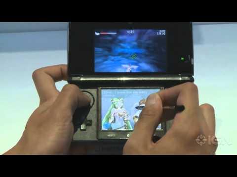 E3 Aerial Gameplay  de Kid Icarus : Uprising
