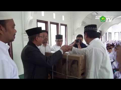 Kemenag Aceh Bantu PC untuk Dayah di Aceh Tengah
