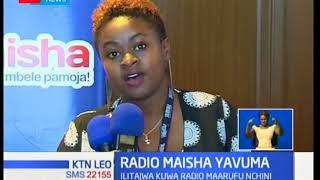 Radio Maisha imetajwa kuwa radio maarufu nchini
