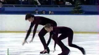 """Смотреть онлайн 1999 год, Тотьмянина и Маринин """"Амено"""""""