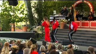 Ace Wilder - Busy Doin' Nothin' - Allsång på Skansen 2014