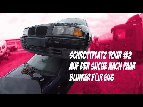 Schrottplatz Tour #2 Auf Der suche Nach Paar  Blinker Für E46