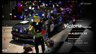 🚩Gran Turismo SPORT Online🚩 Road to Trophy, Record de victorias, 12Victorias, C.A. BMW M3 Sport