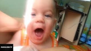 ПРиколы с детьми!Ржач!Смотреть всем!самые лутшие видеО!Самые смешные дети!