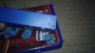 My Blue's Clues VHS Collection (Revised)