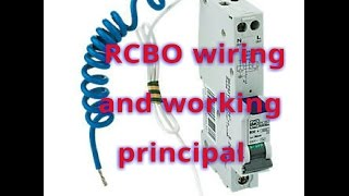 Hager Rcbo Wiring Diagram Car Horn How Circuit Breaker Works 免费在线视频最佳电影电视节目 Working Application