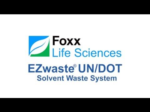 Ez Waste Filter Kit