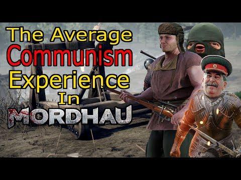 The Average Mordhau Peasant Experience