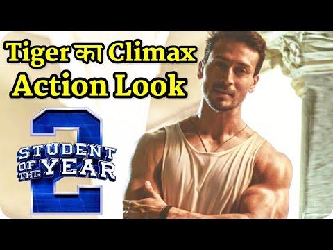 Student of the Year 2 || Tiger Shroff Climax Action Look || Ananya Pandey || Tara Sutaria