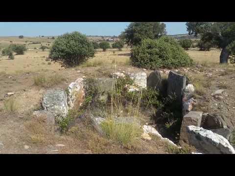 Dolmen de Teriñuelo  de Aldeavieja (Salamanca)