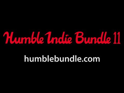The Latest Humble Indie Bundle Has Games I Haven't Played! Hurray!