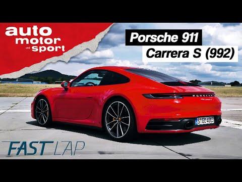 Porsche 911 Carrera S (992): Die beste Elfer-Generation? - Fast Lap | auto motor und sport