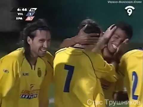 Villareal 1-0 Spartak Moscow (UEFA Intertoto Cup 2...
