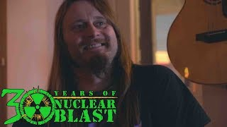 ENSLAVED - Grutle discusses his introduction to heavy music (OFFICIAL TRAILER)