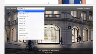 How to Find Nearest Apple Store Location Online