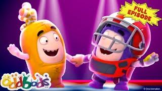 मज़ेदार ऑडबॉड्स डान्स करें   हिंदी कार्टून   Oddbods Hindi