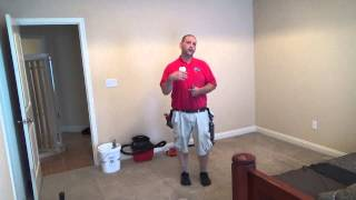 The Carpet Inspector's STRETCH TEST Explained