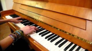 Courrier - Between (Piano)