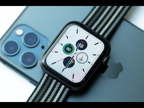 搞机零距离:Apple Watch Series 5体验 这次的升级是...更像手表了?
