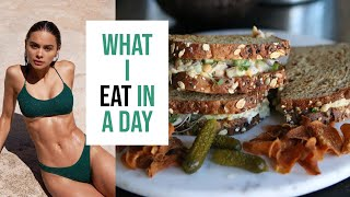 WHAT I EAT IN A DAY PT 4 (VEGAN)