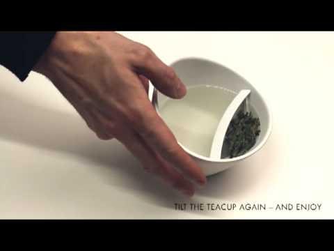 Teetasse schwarz - Tassen und Sets