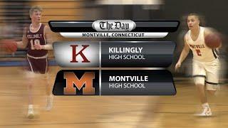 Full replay: Killingly at Montville boys' basketball