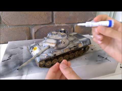 Building the Leopard 1