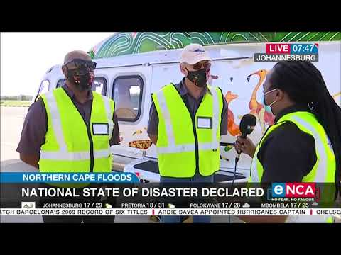 Gift of the Givers rescues hundreds in Northern Cape