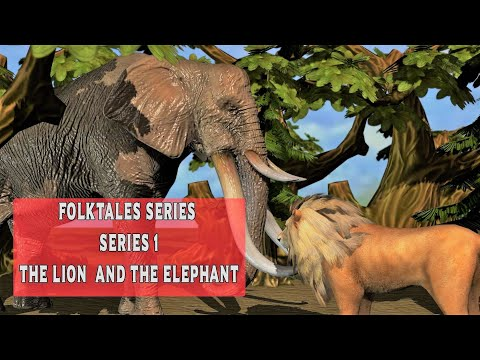 Folktales: Elephant and the Lion, Series 1