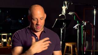 Вин Дизель, Guardians of the Galaxy: Vin Diesel Talks about Recording in Different Languages Plus More