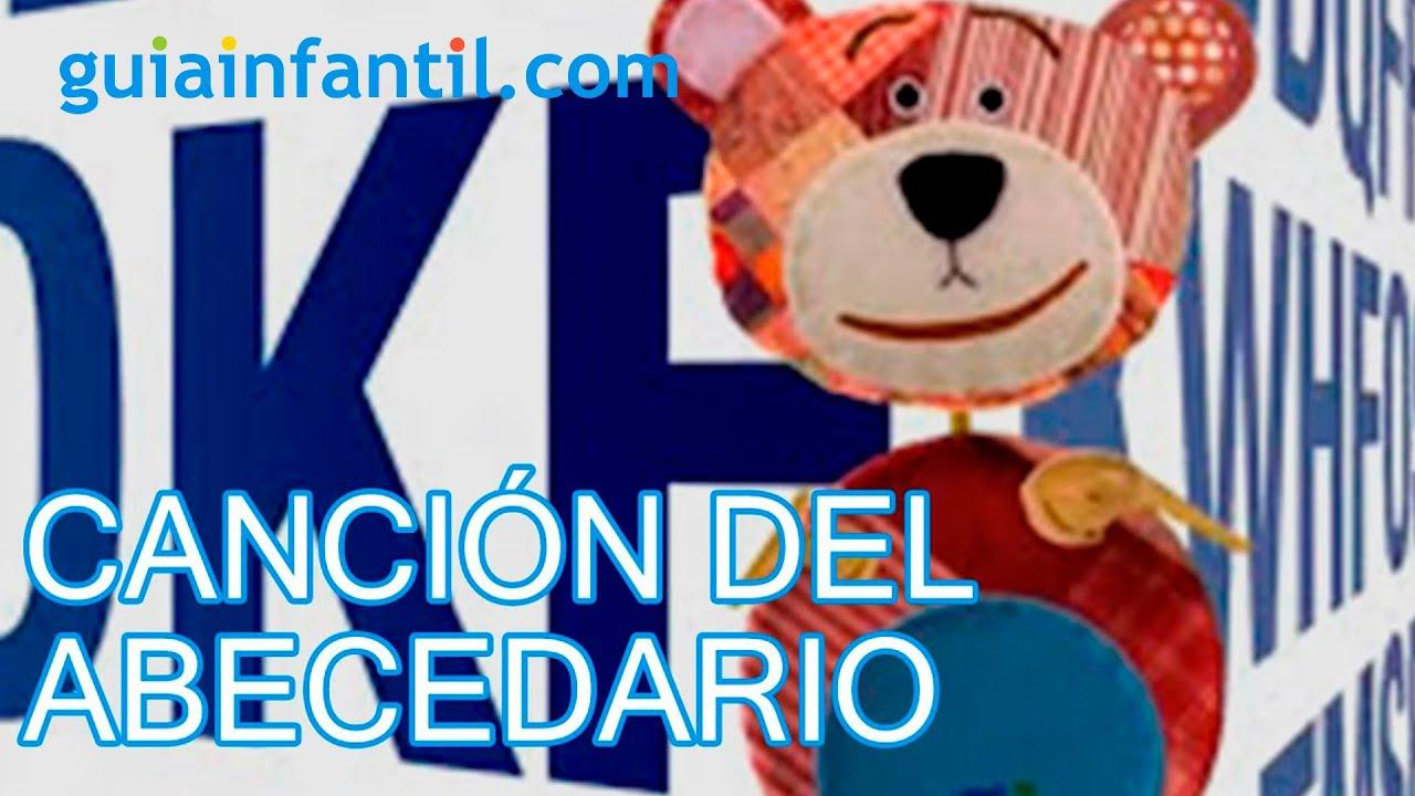 ABC, abecedario, canción infantil para aprender las letras