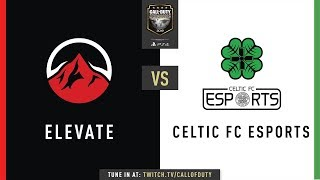 Elevate vs Celtic FC Esports | CWL Champs 2019 | Day 1