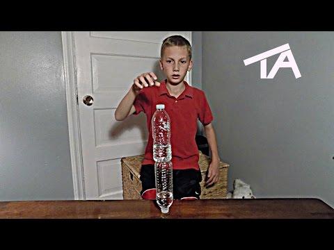 Water Bottle Flip Trick Shots 3 | That's Amazing