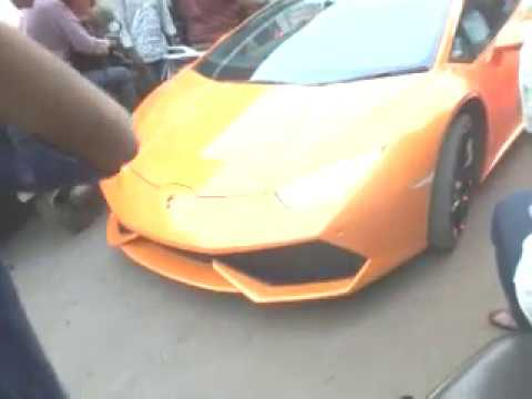 Lamborghini Car In Hubballi Expensive And Attractive Cars In Hubballi