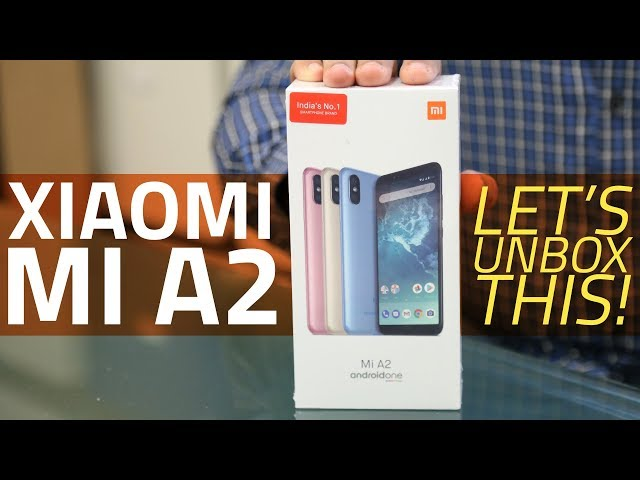 Xiaomi Mi A2 Lite vs Mi A2: What's Different Between the New